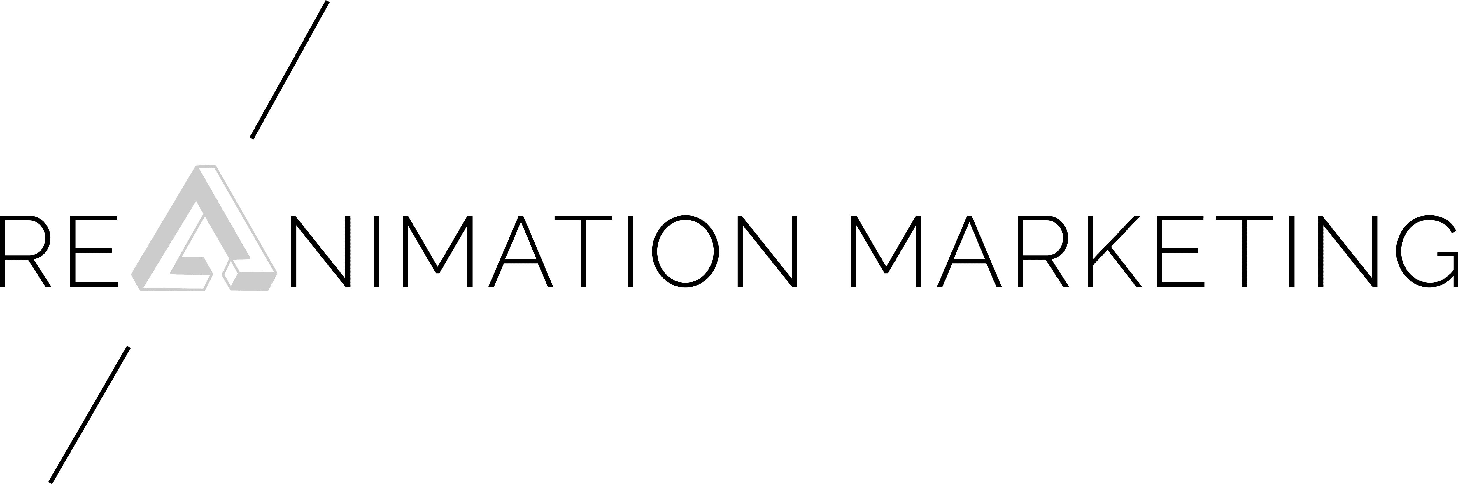 Reanimation Marketing Logo