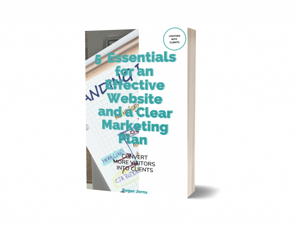 Picture of 5 Essentials for Effective Website and Clear Marketing Plan